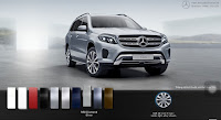 Mercedes GLS 400 4MATIC 2018 màu Bạc Diamond 988