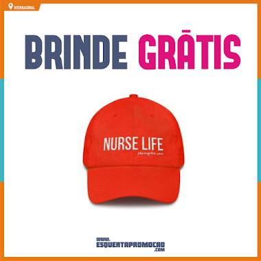 Brindes Grátis - Ganhe um lindo Boné
