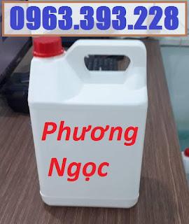 Can nhựa đựng hóa chất 5 Lít, can nhựa HDPE, can nhựa 5L A487f286c8162c487507