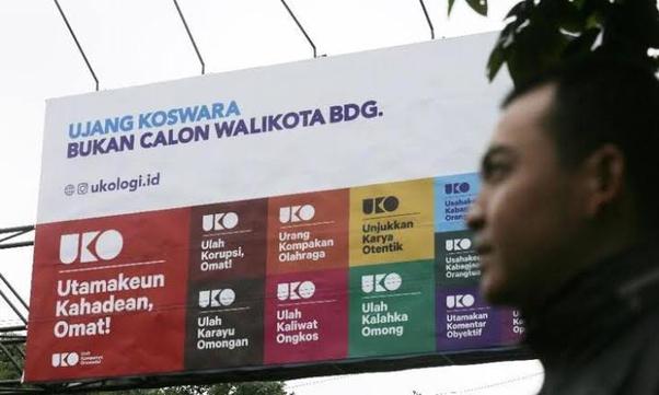 billboard ujang koswara