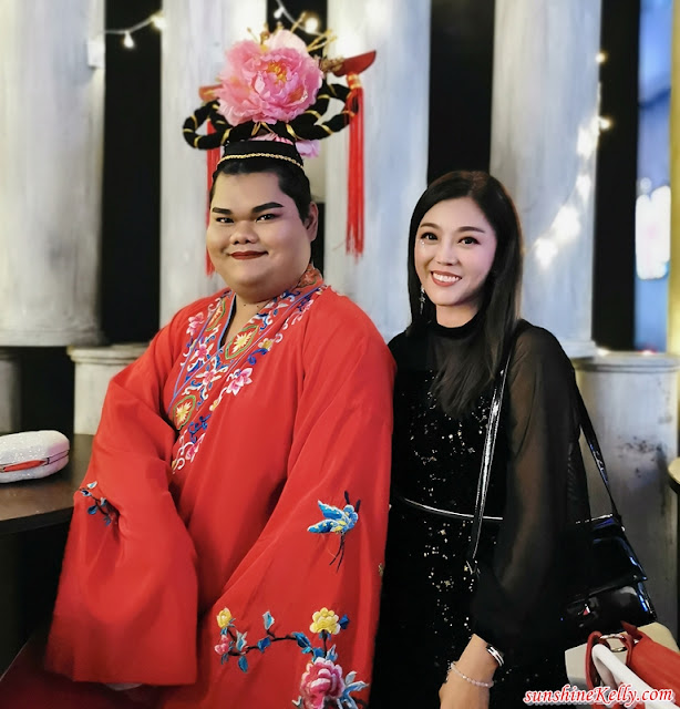 Dr Zyro Wong, Oriental Myths & Legends, Charity Birthday Celebration, Fifty5 Kitchen & Bar, Plaza Arkadia, Lifestyle