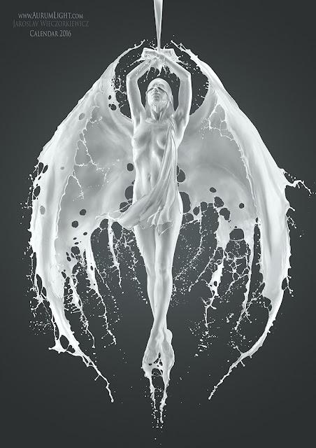 Green Pear Diaries, fotografía, Jaroslav Wieczorkiewicz, AurumLight, fallen angels