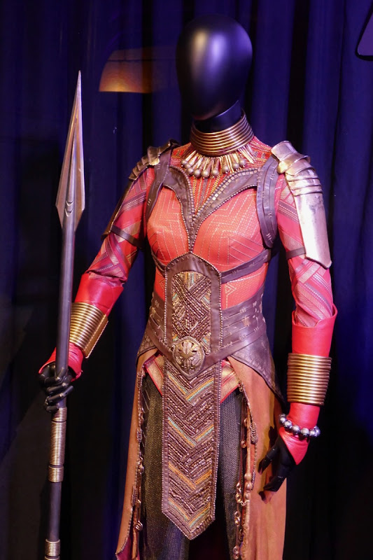 General Okoye costume Avengers Endgame