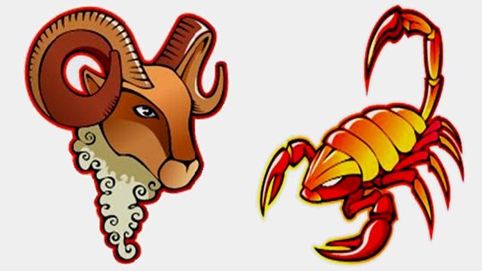 Compatibilità tra Ariete e Scorpione