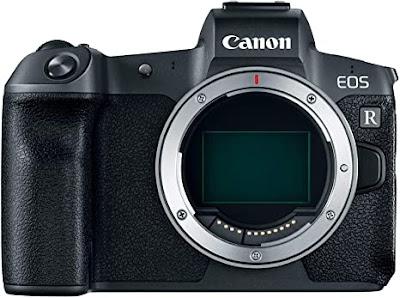 Canon EOS R DSLRファームウェアのダウンロード