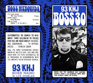 KHJ Boss 30 No. 194 - Humble Harve