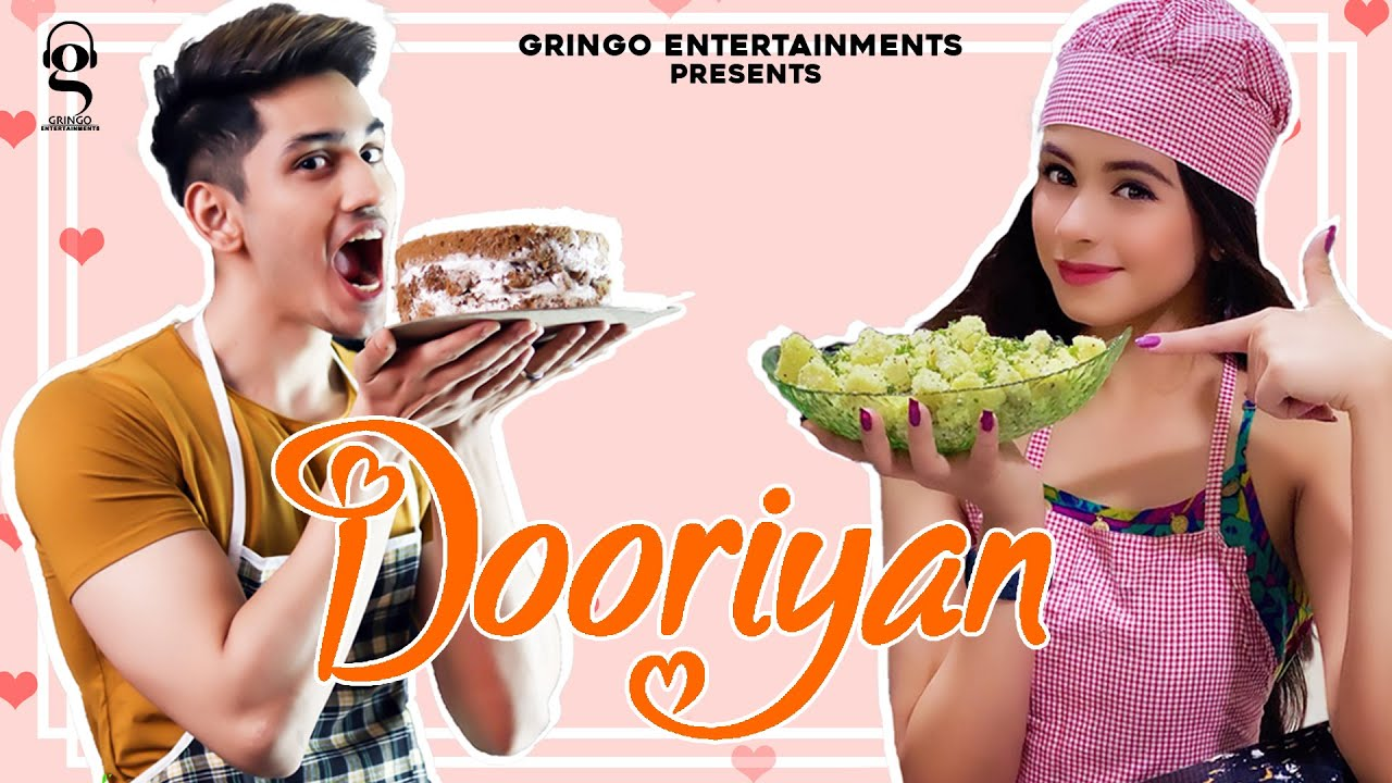 Dooriyan Lyrics Surya x Rishika Kapoor Punjabi song