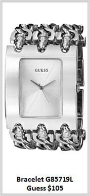 Sydney Fashion Hunter - Timeless Timepieces - Guess G85719L Bracelet Watch