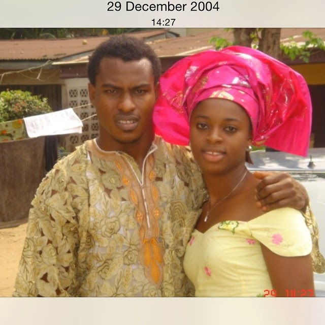 vincent enyeama wife