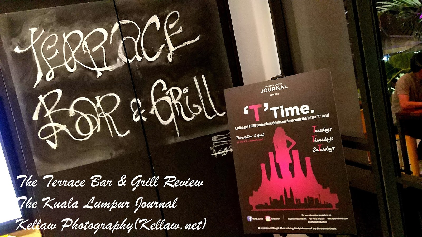 Terrace bar grill the kl journal review for Terrace bar grill