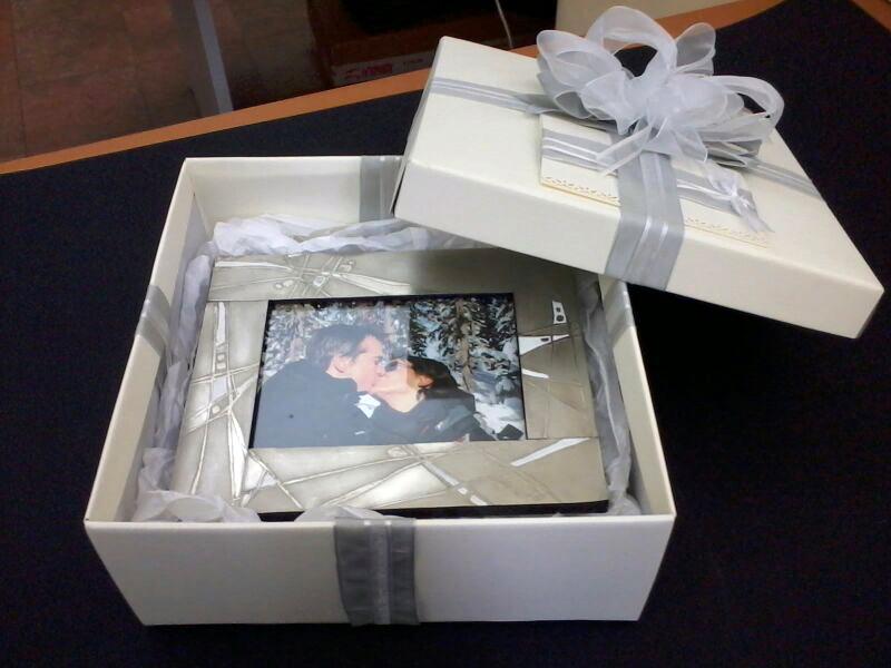 Preferenza officinadelbosco: pacco regalo con confezioni personalizzate NV76