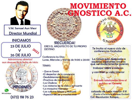 Movimiento Gnóstico A. C. en Xalapa