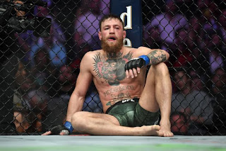 """UFC featherweight and lightweight champion, Conor McGregor, have announced his retirement from mixed martial arts.  """"Hey guys quick announcement, I've decided to retire from the sport formally known as 'Mixed Martial Art' today."""