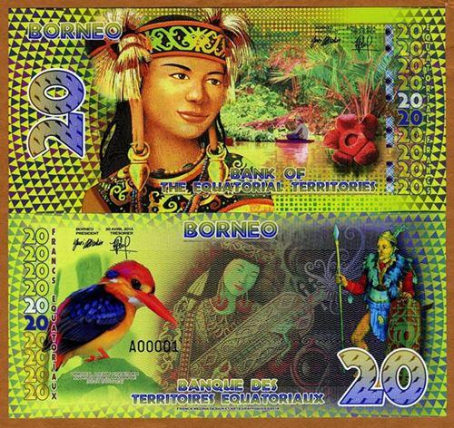 Equatorial Francs