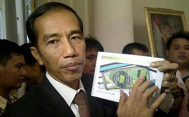 Sertifikat Tanah Stadion BMW Diantarkan Langsung Presiden Jokowi