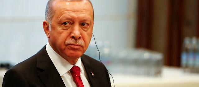 Απομονωμένος σε έπαυλη στον Βόσπορο ο Ερντογάν λόγω κορωναϊού