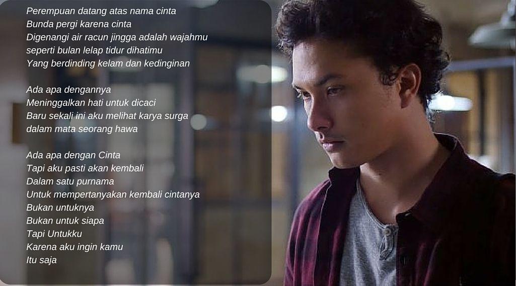 Ada Apa Dengan Cinta (AADC) 2, Film Yang Bikin Baper Tak ...