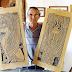 Museu apresenta exposição com xilogravuras de Argemiro Octaviano