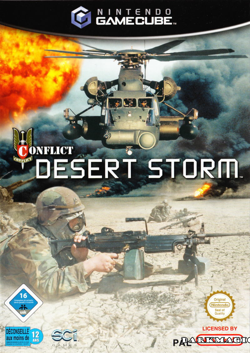 Low Config Computer এর জন্য ডাউনলোড করে নিন Mission টাইপের Shooting গেমস Conflict Desert Storm - Highly Compressed সম্পূর্ণ বিনামূল্যে  [PC Games]