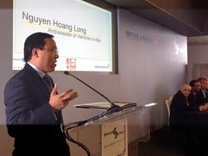 Sẽ mở đường bay vận chuyển hàng hóa trực tiếp giữa Việt Nam-Italy