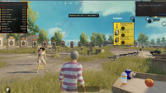 19 Januari 2019 - Raksa 1.0 (English Language) PUBG MOBILE Tencent Gaming Buddy Aimbot Legit, Wallhack, No Recoil, ESP