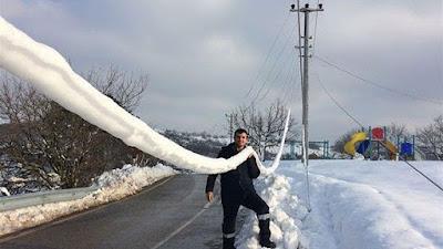 Buz yuku ne kadar dayanir