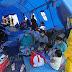 Hampir 1.000 Jiwa Mengungsi Akibat Kebakaran Kilang Balongan