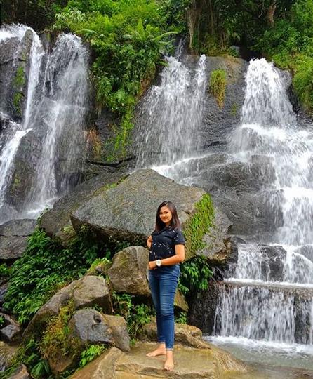 Air Terjun Bah Biak Simalungun, Wisata Primadona Warga Siantar