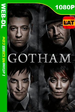 Gotham (Serie de TV) Temporada 1 (2014) Latino HD WEB-DL 1080P - 2014
