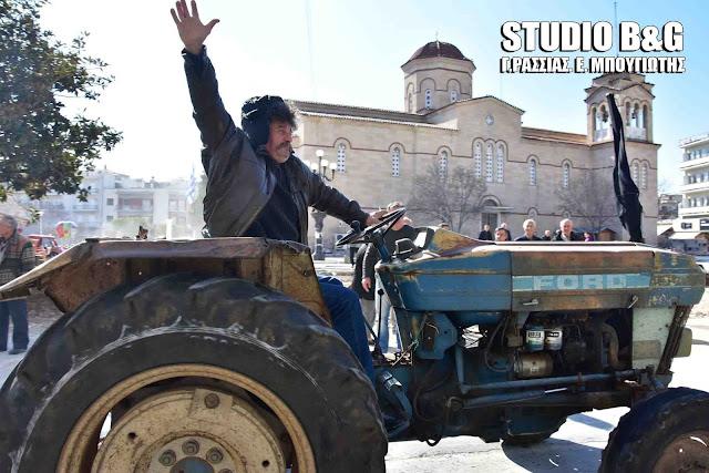 Συμμετοχή του Αγροτοκτηνοτροφικού Συλλόγου Αργολίδας στο συλλαλητήριο στη Τρίπολη - (αναχωρήσεις λεωφορείων)