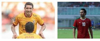 Esteban Vizcarra dan Ezra Walian Dikaitkan dengan Persib Bandung
