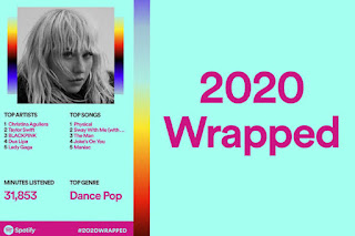 wrapped spotify