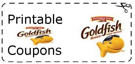 photo regarding Goldfish Printable Coupons known as GoldFish Discount coupons Printable Grocery Coupon codes