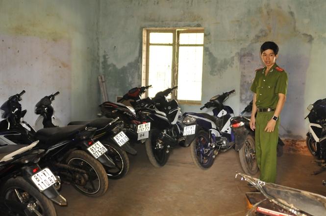 Gia Lai: Hàng chục tên trộm nghiện ma túy sa lưới
