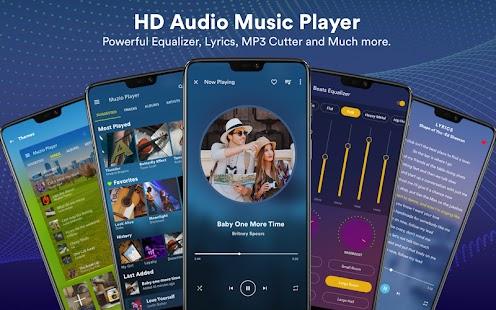 Music Player – Mp3 Player Premium APK v6.2.0 build 6204 [Latest]