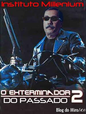 Poster do filme O Exterminador do Passado