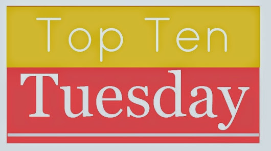 Top Ten Tuesday #10 - 10 Sequels I Cant Wait To Get My Hands On