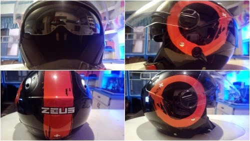 Choosing a Motorcycle Helmet - Zeus