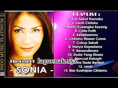Download Lagu Sonia Mp3 Kumpulan Full Album Malaysia Lawas Terpopuler Gratis