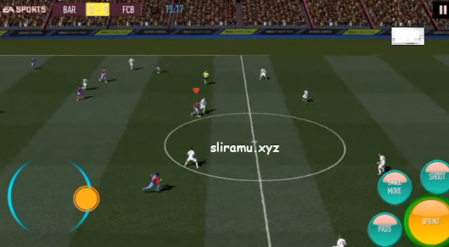Fifa 22 Original Android Offline (900MB) Graphics Camera Ultra HD Update New Face Transfer Pemain