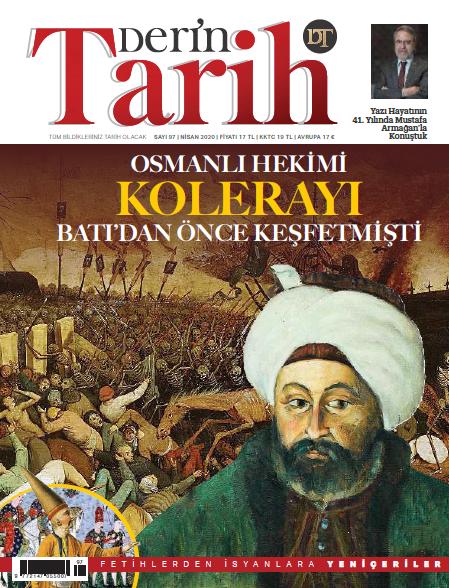Derin Tarih Nisan 2020 Dergi PDF indir
