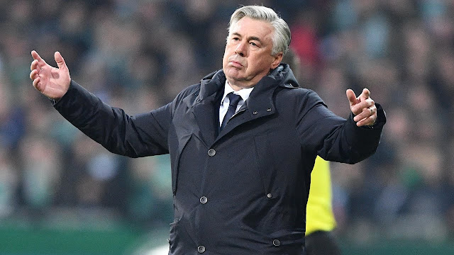 Şampiyonlar Ligini En Çok Kazanan Antrenörler Carlo Ancelotti - Kurgu Gücü