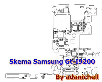Skema Samsung Gt-I9200