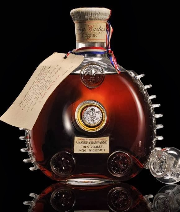 Remy Martin - Louis XIII Grande Champagne Très Vieille Age inconnu Cognac