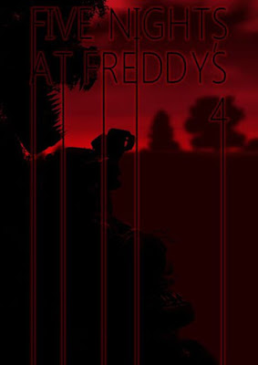 Capa do Five Nights at Freddy's 4