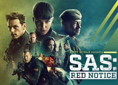 Download SAS: Red Notice (2021) Dual Audio [Hindi+English] 720p + 1080p WEB-DL ESubs