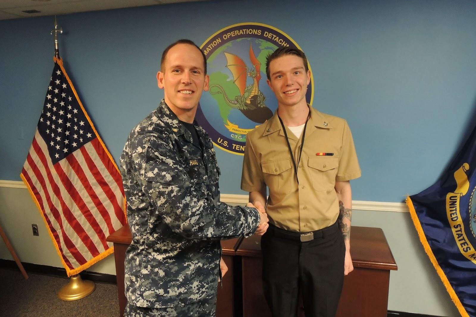 Petty Officer Third Class Uniform