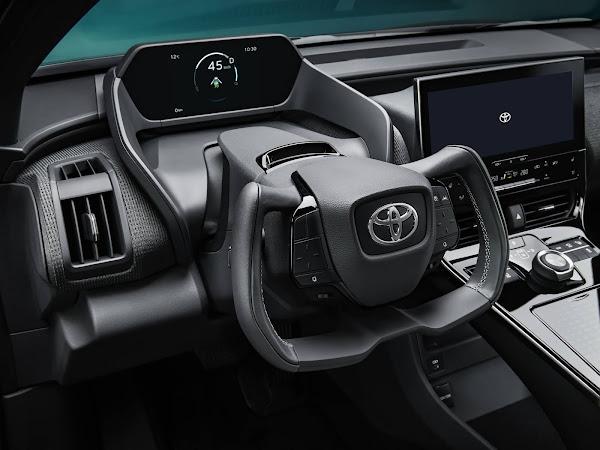 Toyota apresenta o bz4X: primeiro SUV 100% elétrico da marca