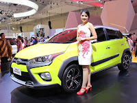 New Yaris Heykers, Rajanya Hatchback Medium