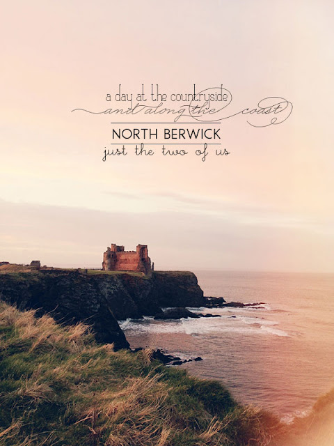 {travel inspiration : north berwick & a spring-like day in mid-february}
